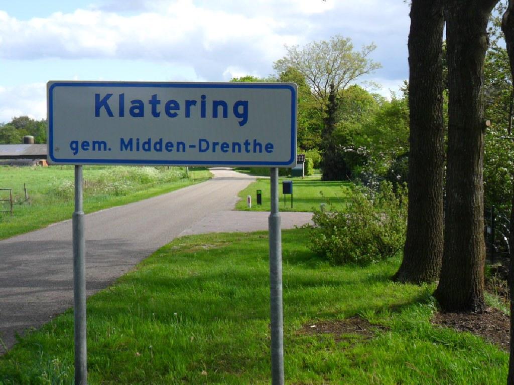 Klatering